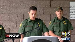 Border Patrol agent in stable condition after shooting near Arivaca - Video