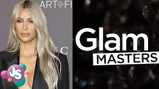 Kim Kardashian's 'Glam Masters' Season Finale Details REVEALED with Diana Madison! | JS