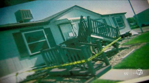 Greeley family out more than $100K after car hits their home