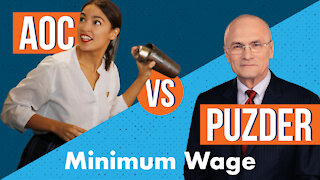 AOC Is Wrong About the Minimum Wage