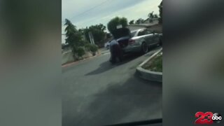 CAUGHT ON VIDEO: Burglary suspects caught in the act