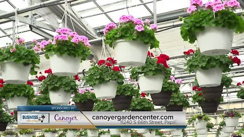 Business Spotlight: Canoyer Garden Center