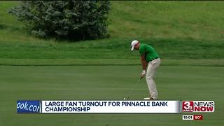 Pinnacle bank championship in third round - Video