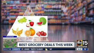 Grocery deals around the Valley this week - Video