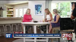 Tulsan featured in Hallmark Channel show - Video