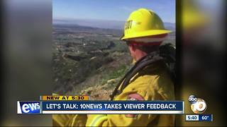 Let's Talk: Viewer Feedback - Video