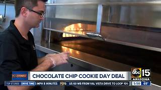 Cookie deal at Fired Pie