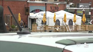 Baltimore restaurants react to judge ruling in favor of city's dining ban