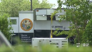 Florida deploys first mobile ICU to Winter Haven Hospital