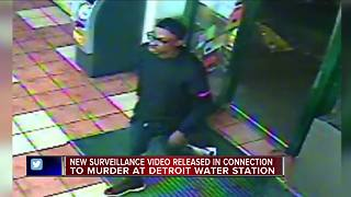 Detroit police seeking person of interest in Water Station murder