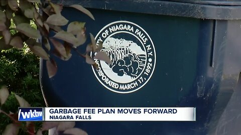Niagara Falls garbage fee plan takes next step