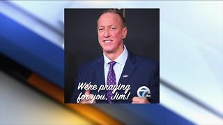 Jim Kelly announces his cancer is back - Video