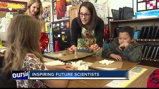 'Fuel Your School' provides STEM supplies to Boise classroom - Video