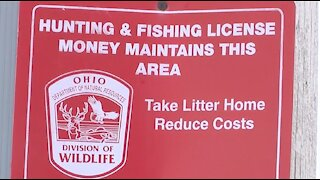 Hunting licenses spike in Ohio