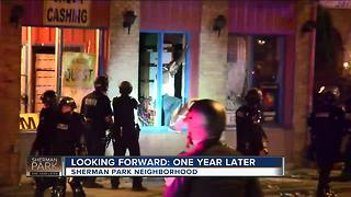 Sherman Park: One year later