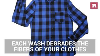 How often should you wash your clothes? | Rare News - Video