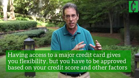 You have options when it comes to building credit