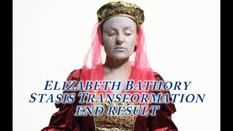 Elizabeth Bathory's Stasis - SFX Makeup Test Run