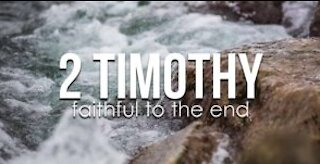 2 Timothy 2:3-4 PODCAST