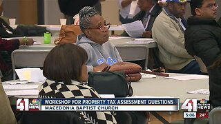 Workshop helps those with property tax assessment questions