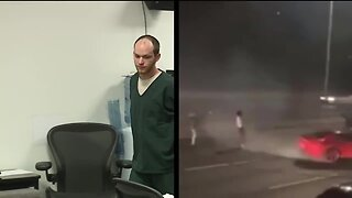 Man accused of doing donuts on I-94 in Detroit gets 1-year probation