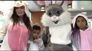 Easter bunny 'parade' planned by North County family