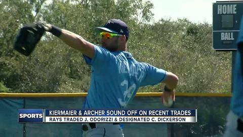Rays, Yankees start full squad workouts | Spring Training 2018