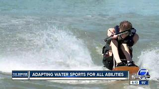 Adaptive Water Sports - Video