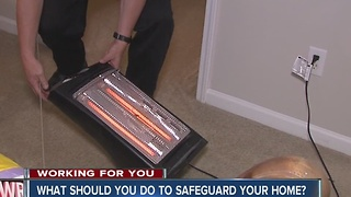 Fire safety tips: How to safeguard your home this winter - Video