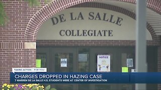 Charges dropped against 7 Warren De La Salle players in hazing investigation