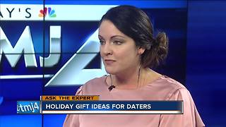 Ask the Expert: Holiday gift ideas for daters - Video