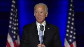 """They delivered us a clear victory"": President-elect Joe Biden delivers remarks after win"