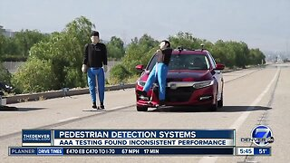 Warning about Pedestrian Detection Systems