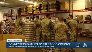 Arizona Food Bank connecting families to free food donations