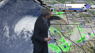Rain and Snow for the Treasure Valley - Video