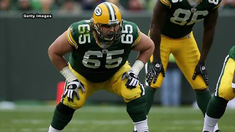 Mark Tauscher says he gets 'chills' thinking about his spot in Packers Hall of Fame