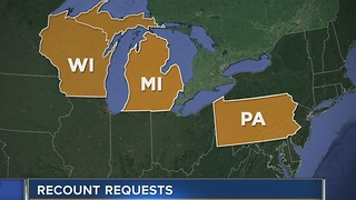 Wisconsin recount will cost $3.5 million