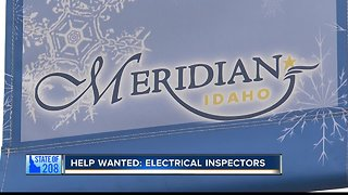 State of 208: Help wanted in the city of Meridian - Video