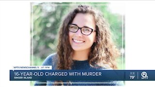 16-year-old charged as adult in fatal shooting of woman on Singer Island