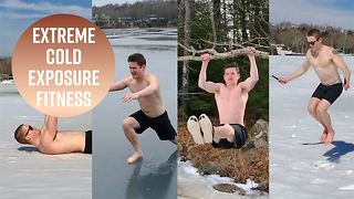 Cold exposure fitness: The Nova Scotia workout - Video