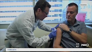Florida hospitals prepare for vaccine