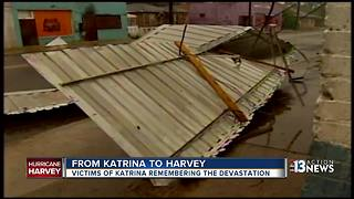 Victims of Katrina remember the devastation - Video