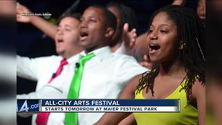 MPS hosts All-City Arts Festival - Video