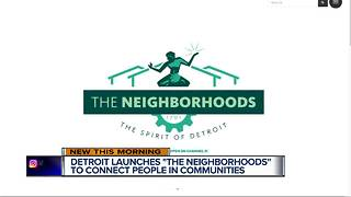 City of Detroit using new tool to connect communities - Video