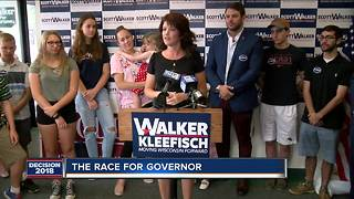 The race for Wisconsin Governor