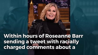 Breaking: ABC Officially Cancels 'Roseanne' After Controversial Barr Tweet