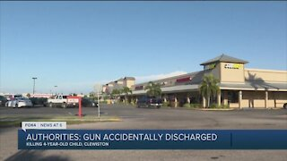 Details released in child shooting in Clewiston