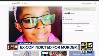Former Phoenix detective indicted for murder of his child