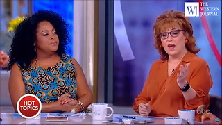 After Joy Behar Calls Christianity a 'Mental Illness,' Mike Pence Hits Back Twice as Hard - Video