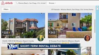 City Council could make San Diego short-term rental regulations into law